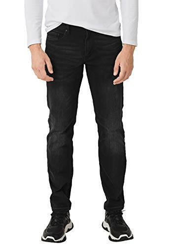 s.Oliver Herren Jeans, Schwarz (Black 99z4), 34W / 32L