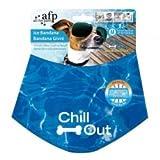 All for Paws Chill Out Ice Bandana- kühlendes Halstuch für Hunde M, Hundeschmuck, Sommertuch