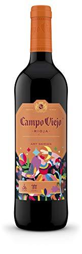 6x 0,75l Campo Viejo - Reserva - Rioja D.O.Ca. - Spanien - Rotwein trocken