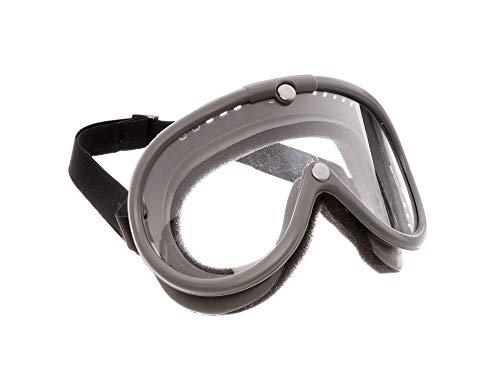 Perfekt Motorradschutzbrille im DDR-Design