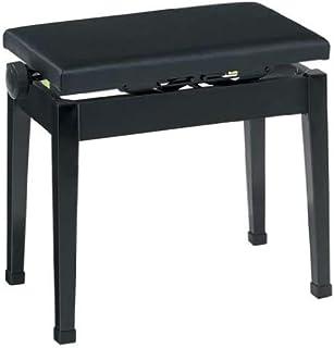 ピアノ椅子 高低タイプ 甲南 Konan P-50 (黒)