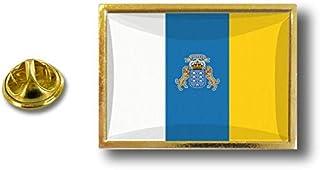 Spilla Pin pin's Spille spilletta Giacca Bandiera Distintivo Badge canarino