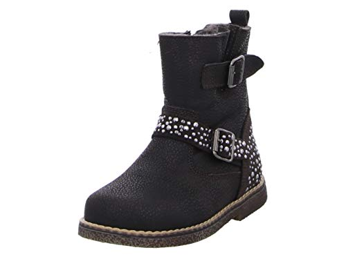 Clic! Kinder Stiefel 9648 Expresso braun 559769