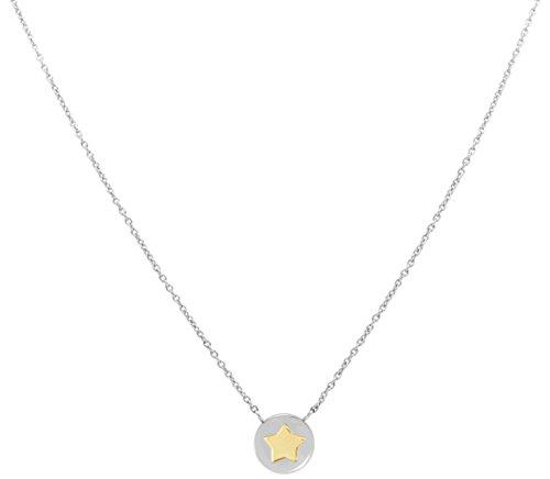 Nomination Collar con colgante Mujer acero inoxidable - 065011/007