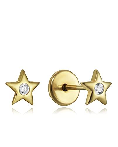 Pendientes Viceroy Jewels 9102E100-38 Estrella Bebé
