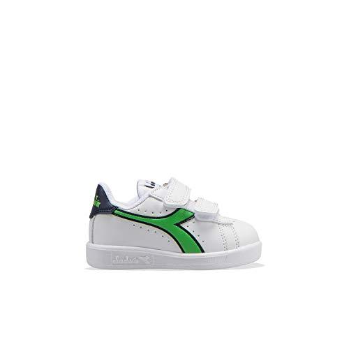 Diadora - Sneakers Game P TD per Bambino e Bambina (EU 25)