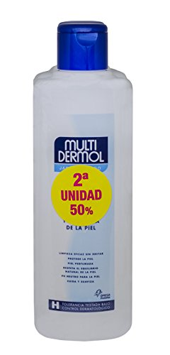 Multidermol Jabón Líquido Ducha - Limpieza Eficaz