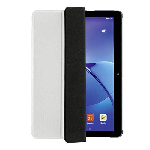 Hama hama Pochette pr Tablet. Fold Clear pr Huawei MediaPad T3 10 (9.6'), ARG. Estuches 28 Centimeters Plateado (Argent)