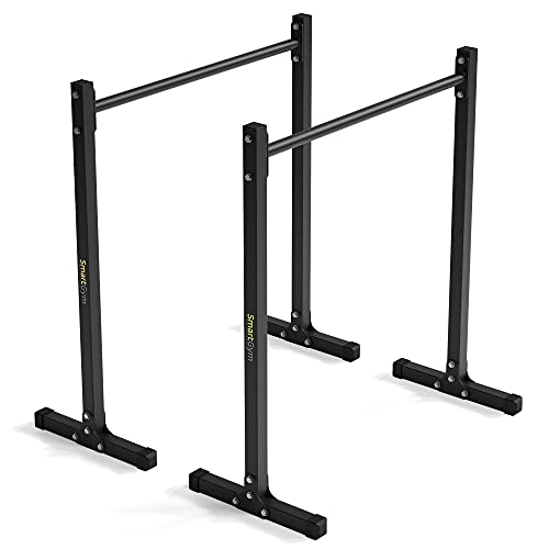 Marbo Sport Dip Bars per la Ginnastica Parallel Bars Parallettes Barre Dip Dipstation Calistenico SmartGym SG-14