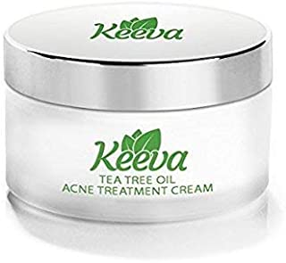 cystic acne treatment by Keeva Organics