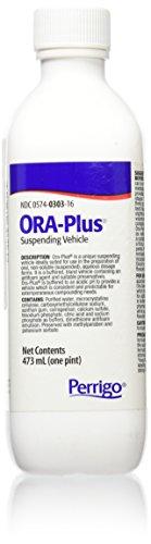 PADDOCK LABORATORIES Ora-Plus Oral Suspending Vehicle, 16 Ounce