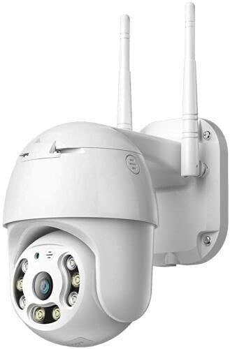 SEYDEOS IP-Kamera Dome WiFi PTZ Speed...