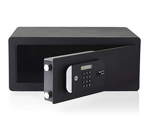 Caja Fuerte motorizada de Alta Seguridad con Huellas Dactilares para Ordenador portátil