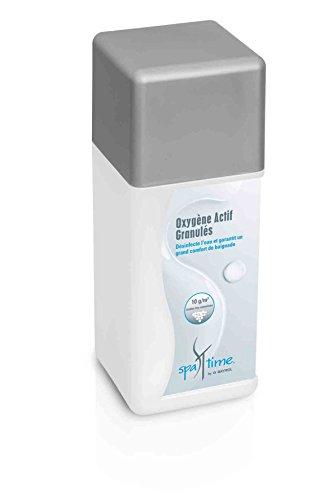 Bayrol SpaTime Aktivsauerstoff-Granulat 1, 0 kg