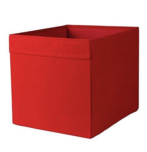 Ikea Dröna Fach, rot, 7 Pack
