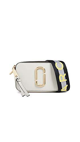 Marc Jacobs Women's Snapshot Marc Jacobs Crossbody Bag, Dust Multi, One Size