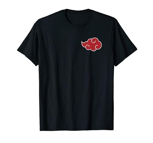 Naruto Shippuden Akatsuki Cloud T-Shirt