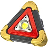 SE 2-in-1 Triangle Safety and Work Light
