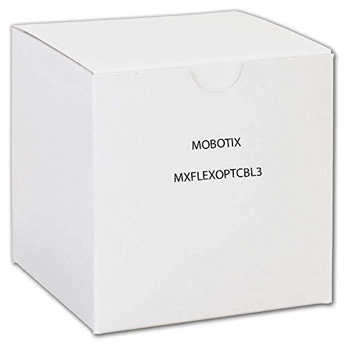 Mobotix MX-Flex-Opt-CBL-3 Sensorkabel Videoüberwachungssystem schwarz/weiß
