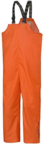 Helly Hansen Workwear 34-070529-290-L Salopette Impermeabile da Lavoro Unisex - Adulto, Arancione, L