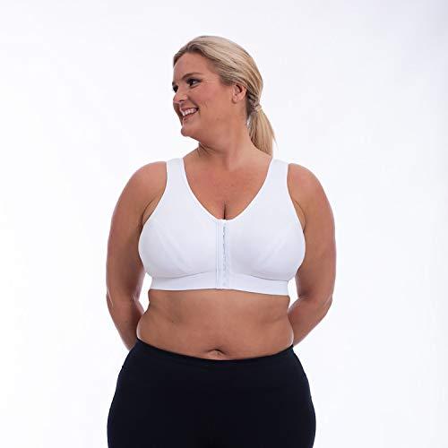 ENELL, Lite, Women's Full Coverage Sports Bra - Lavender, Size 5