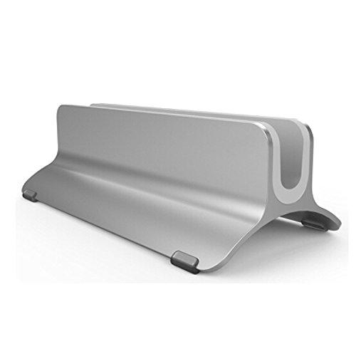 Morjava IPS-Z28 Vertical Aluminum Laptop Stand Desktop Stand Holder for MacBook Air, MacBook Pro,Notebooks