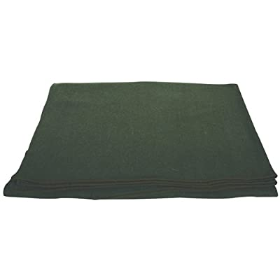 Fox Outdoor Products French Army Style Wool Blanket