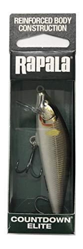 Rapala 7,5 cm, 10 g, Countdown Elite – Wobbler, color: Gilded Ayu