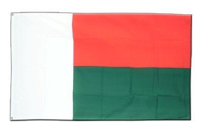 MaxFlags Madagaskar Flagge, madagassische Fahne 60 x 90 cm