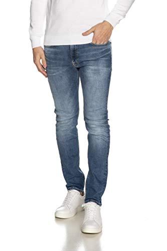 Calvin Klein Jeans Skinny Jeans, Denim Medium, 31W / 34L Uomo