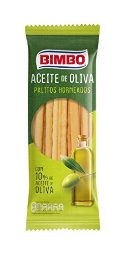 Bimbo Palitos Aceite de Oliva 60gr, Pack de 30