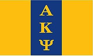 Greek Star Alpha Kappa Psi Official 3' X 5' Flag