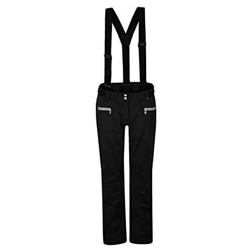 Dare2b Skisport voor dames, wintersport, skibroek, antedate broek, zwart