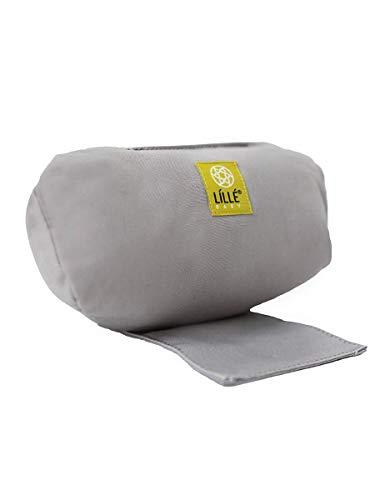 LILLEbaby Kissen für Babytrage kopfkissen bequem Grey