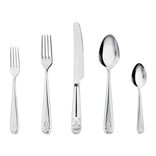 IKEA Atbart 20-Piece Flatware Set Stainless Steel 402.589.60