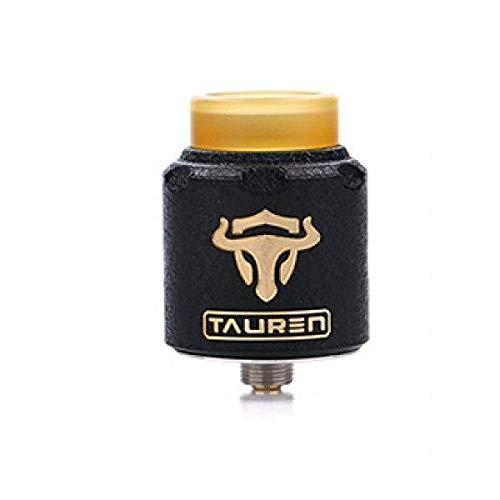 Thunderhead Creation Tauren RDA, Black/Brass - DESCUENTO DE 2,50 EUROS EN CADA PRODUCTO ADICIONAL SOLO VENDIDO Y ENVIADO POR VENDEDOR VAPOR CENTER