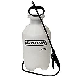 top rated Chapin 20002 2 gallon lawn sprayer translucent white 2021