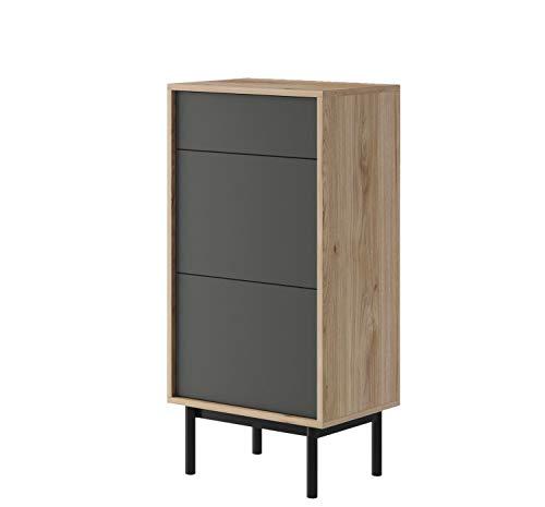 furniture24_eu Schuschrank Schukommode Basic BGD-54