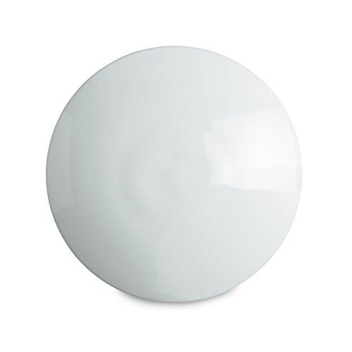 Koziol Spot Color Blanco - Colgador de Ropa (Color Blanco, 1 Pieza(s), 122 mm, 70 mm, 122 mm, 1 Pieza(s))
