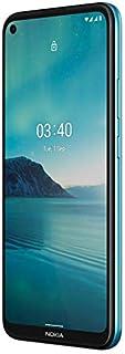 Nokia 3.4 Dual SIM Mobile - 6.39 Inches, 64 GB, 4 GB RAM, 4G LTE - Blue