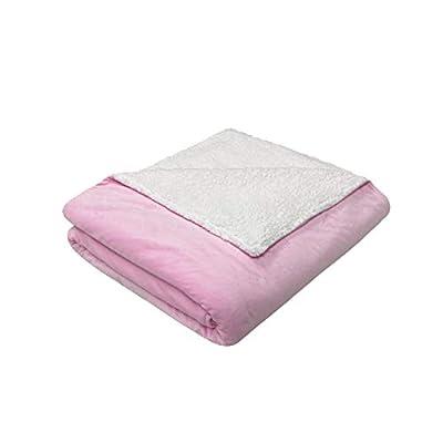 """Syrinx Duvet Cover (Pink/White, 60""""x80""""..."""