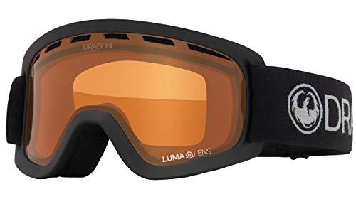 Dragon DR Lil D Base Snow Goggles (Charcoal/LLAMBER)