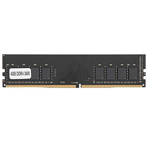 Zunate Módulo de Memoria RAM, DDR4 4GB 2400Mhz (PC4-19200) / 2666Mhz (PC4-2666V) Memory Sticks RAM para computadora de Escritorio, Totalmente Compatible con para Intel/para AMD(2400 MHz)