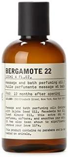 Bergamote 22 Body Oil/4.0 oz.