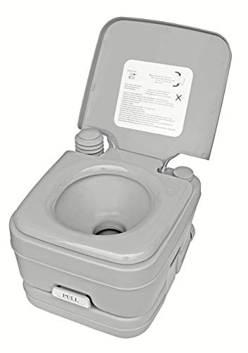 YACHTICON Camping Toilette 10 Liter