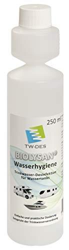 BIOLYSAN® Wasserhygiene 250 ml - Desinfektion für Trinkwasser