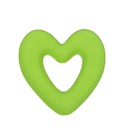 QFDM Women's Hair Accessories 10 Stücke Schaumschwamm Kopfbedeckungshaar-Lockenwickler Hairpin (Color : Green)