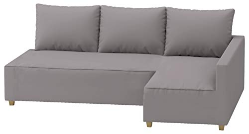 The Friheten Sleeper Thick Cotton Sofa Cover Replacement is Custom Made for IKEA...