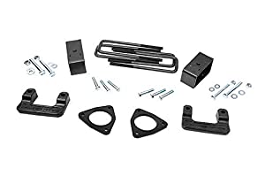"Rough Country 1305 2.5"" Suspension Leveling Lift Kit (Factory Cast Steel Control Arm Models)"