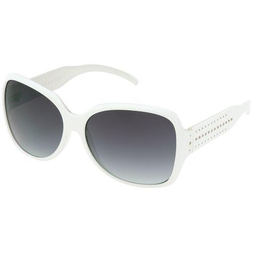 ESPRIT Eyewear Damen Sonnenbrille 19333, Gr. one size, Weiß (536 White)